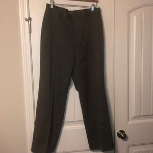 Michael Kors Pinstripe Dress Pants Slacks